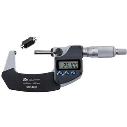 Panme điện tử đo độ dày thành ống Mitutoyo 395-252-30 25~50mm 0.001mm