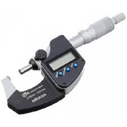 Panme điện tử đo ống Mitutoyo 395-261-30 (0-25mm x 0.001)