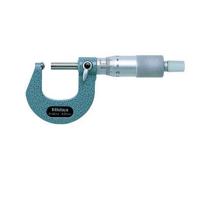 Panme đo ngoài cơ khí đo chiều dày thành ống Mitutoyo 115-216 (25-50mm/ 0.01mm)