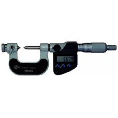 Panme đo ren điện tử Mitutoyo 326-251-30 (0-25mm/ 0.01mm)
