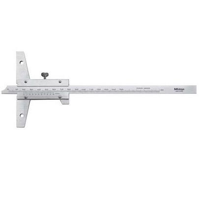 Thước đo độ sâu cơ khí Mitutoyo 527-202, 0-200mm/0.05