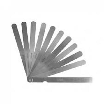 Bộ dưỡng đo bề dày Mitutoyo 184-306S (0.05-0.8mm/10 lá/100mm)