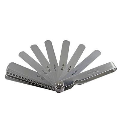 Bộ dưỡng đo bề dày Mitutoyo 184-313S (0.05-1mm/ 28 lá/100mm)