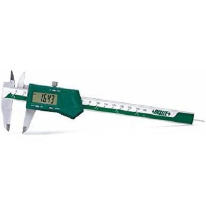 Thước cặp điện tử chống nước INSIZE 1118-150R (0~150mm; thanh đo độ sâu tròn)