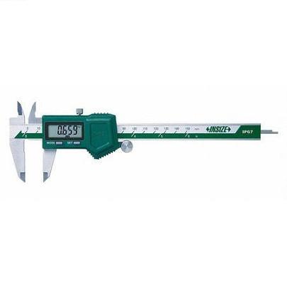 """Thước cặp điện tử chống thấm nước IP67 INSIZE , 1118-200B, 0-200mm/0-8"""""""