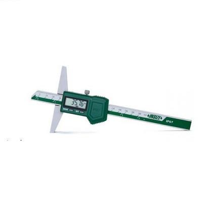 Thước đo độ sâu điện tử chống nước INSIZE 1149-200 (0~200mm)