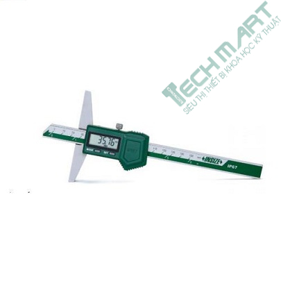 Thước đo độ sâu điện tử chống nước INSIZE 1149-300 (0~300mm)