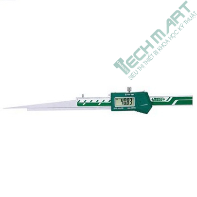 """Thước đo rãnh côn điện tử INSIZE 1160-10 (0.2-10mm/0.01-0.39"""")"""