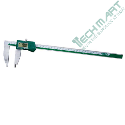 """Thước cặp điện tử INSIZE 1171-300WL (0-300mm/0-12"""", chiều dài đầu cặp 90mm)"""