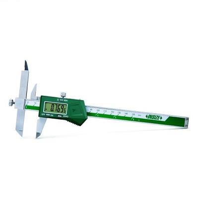 """Thước cặp điện tử mỏ điều chỉnh INSIZE 1186-500A (0-500mm/0-20"""")"""