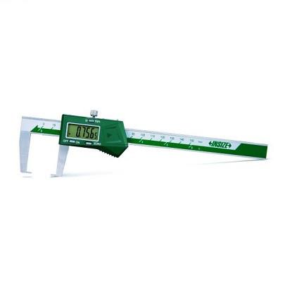 """Thước cặp điện tử đo rãnh ngoài INSIZE 1187-300A (0-300mm/0-12"""")"""