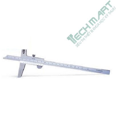 Thước đo độ sâu cơ khí INSIZE , 1247-150, 0-150mm/ 0.05mm