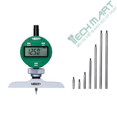 Thước đo độ sâu điện tử INSIZE 2141-202A (0-300mm/0-12)