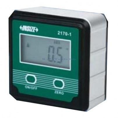 Nivo cân máy điện tử tích hợp đo góc Insize 2170-1 0 - 360/0.1°