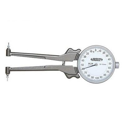 Compa đồng hồ đo trong nhiều đầu đo INSIZE 2223-153 (55-153mm)