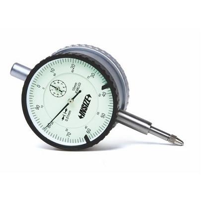 Đồng hồ so INSIZE, 2328-10, 0 - 10mm / 0.01mm