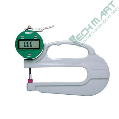 """Đồng hồ đo dộ dày vật liệu điện tử INSIZE 2872-10 (0-10mm/0-0.4"""")"""