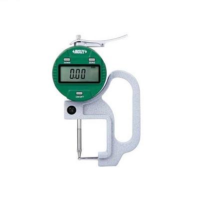 """Đồng hồ đo dộ dày ống điện tử INSIZE 2876-10 (0-10mm/0-0.4"""")"""