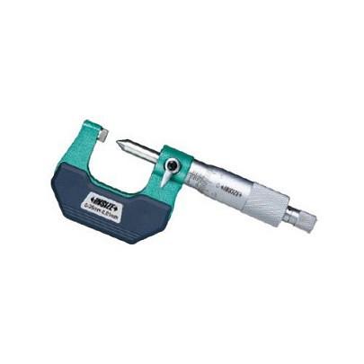 Panme đo chiều cao mép gấp cơ khí INSIZE 3266-25BA (0-25mm; 0.01mm)