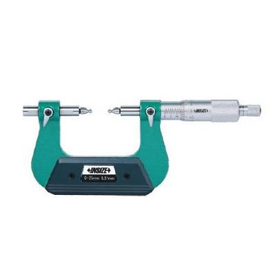 Panme đo bánh răng INSIZE 3291-25 (0-25mm)