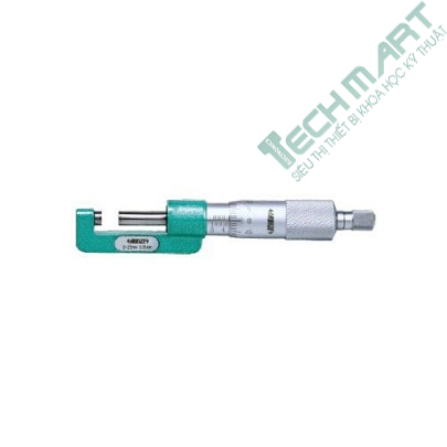Panme đo ngoài cơ khí INSIZE 3292-100 (75-100mm; 0.01mm)