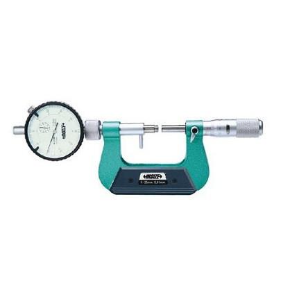 Panme có đồng hồ so INSIZE 3331-100A (75-100mm)