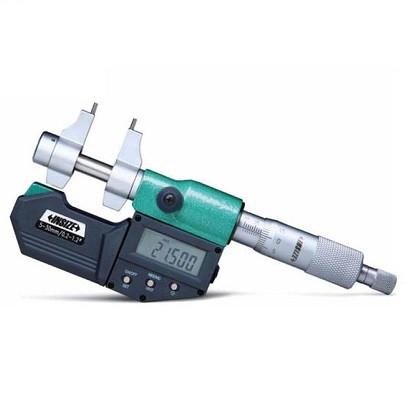 Panme đo trong điện tử Insize 3520-100 (75-100mm/0.001mm)