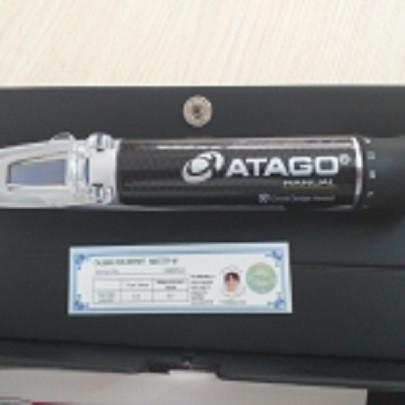 Khúc xạ kế đo nồng độ dầu cắt gọt Atago Master-M (0~30%)
