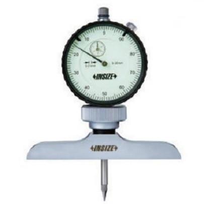 Thước đo độ sâu đồng hồ INSIZE , 2342-202, 0-300mm/0.01mm