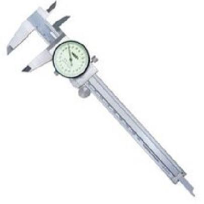 Thước cặp đồng hồ INSIZE 1311-200A (0-200mm / 0.01mm)