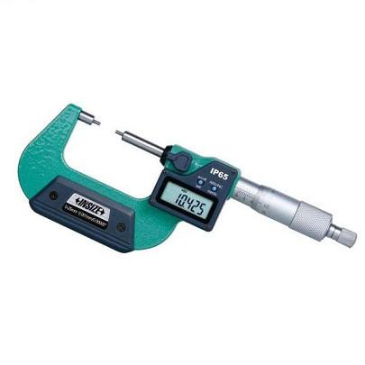 """Panme đo rãnh điện tử INSIZE 3533-125BA (100-125mm/4-5""""/Loại B)"""