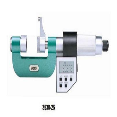 Panme đo điện tử INSIZE 3538-100 (75-100mm; 8µm)