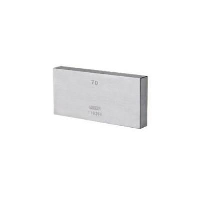 Căn mẫu thép INSIZE 4101-A70 (Cấp 0, 70mm)
