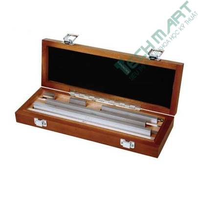 Bộ căn mẫu thước kẹp INSIZE 4108-3005 (Cấp 2, 5 khối/bộ)