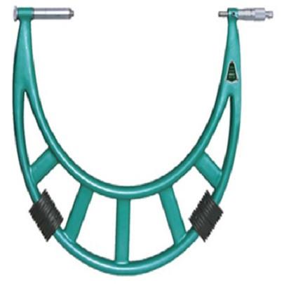 Panme đo ngoài cơ khí với phần đe có thể mở rộng Insize 3205-1000 900-1000mm/0.01