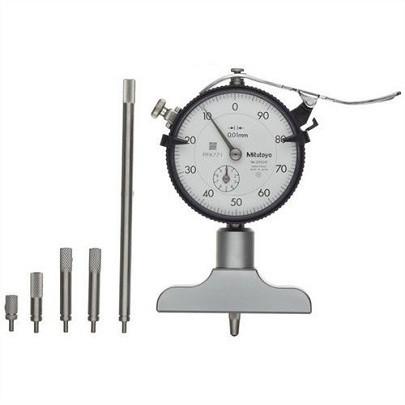 Đồng hồ đo độ sâu Mitutoyo 7220 (0-200mm/0.01mm)