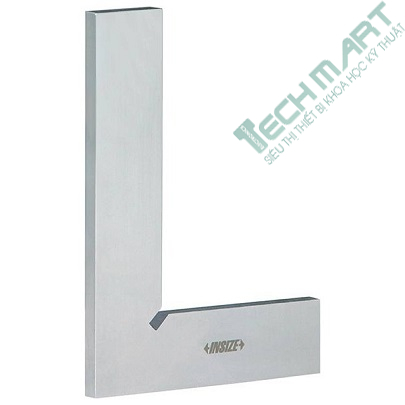 Thước đo góc vuông đế rộng INSIZE 4707-100 (100x70mm)