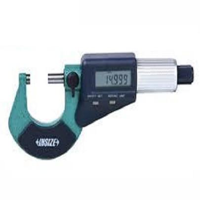 Panme đo ngoài điện tử INSIZE 75-100mm/0.001, 3109-100A