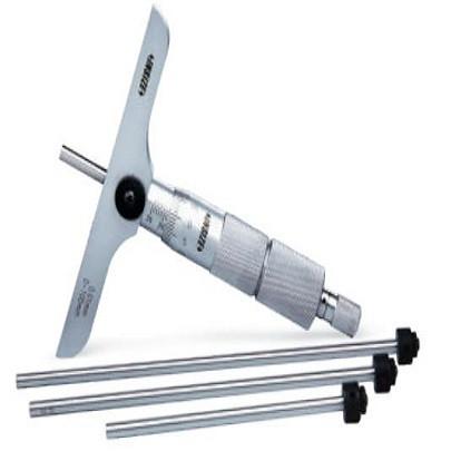 Panme đo độ sâu cơ khí INSIZE , 3241-300, 0-300mm/ 0.01mm
