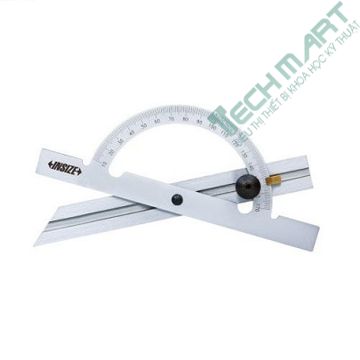 Thước đo góc INSIZE 4797-200 (10-170°, 200x400mm)