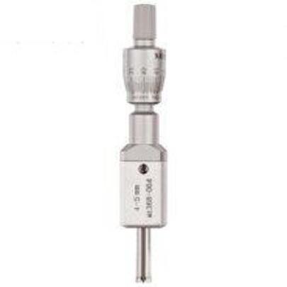 Panme đo trong cơ khí đo lỗ 2 chấu Mitutoyo 368-002 (2.5-3mm/ 0.001mm)