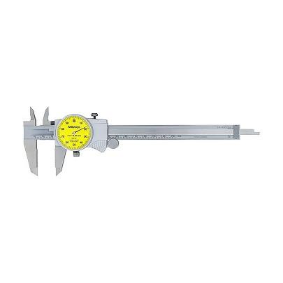 Thước cặp đồng hồ Mitutoyo 505-732 (0-150mm/ 0.01mm)