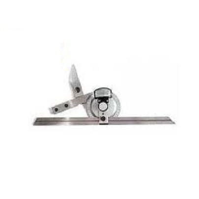 Thước đo góc vạn năng Mitutoyo 187-901, L150, 300mm, 0-360 độ