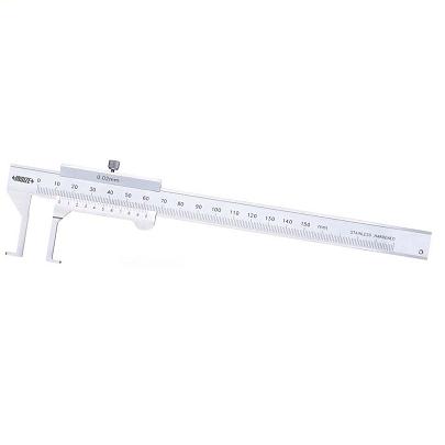 Thước cặp cơ khí đo rãnh trong INSIZE 1262-150A (18-150mm; 0.02mm)