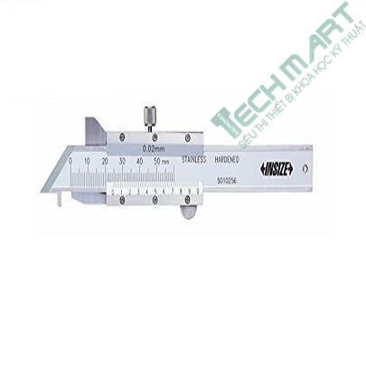 Thước đo cạnh vát INSIZE 1267-63 (0~10mm; 30°)