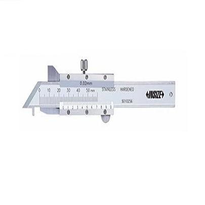 Thước đo cạnh vát INSIZE 1267-66 (0~10mm; 60°)