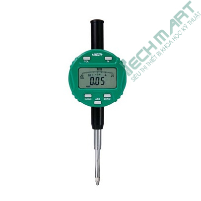 "Đồng hồ so điện tử INSIZE, 2103-25, 25.4mm/1"" - 0.001mm/0.00005"""