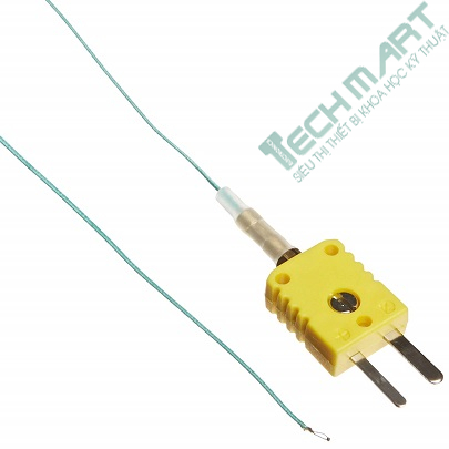 Điện cực đo nhiệt độ chuyên dùng trong tủ mát, tủ trữ mẫu vacxin, tủ ấm, tủ sấy TPN 611 Ebro