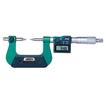 """Panme điện tử đo bánh răng INSIZE 3591-75A (50-75mm/2-3"""")"""