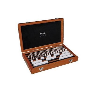 Bộ căn mẫu sứ INSIZE 4105-47A (Cấp 0, 47 khối/bộ)